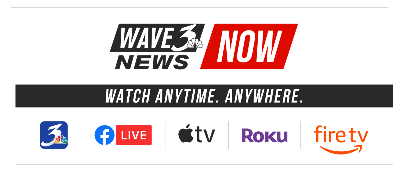 WAVE 3 News Now. Watch Anytime. Anywhere.