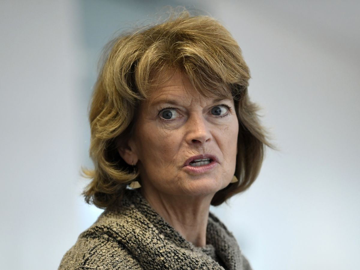 GOP's Murkowski says she's struggling with supporting Trump