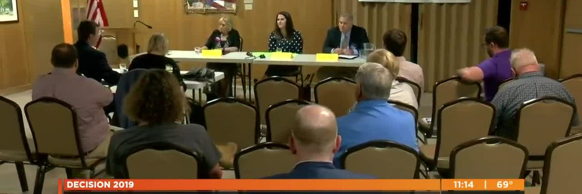 Democratic candidates for Kentucky state auditor debate