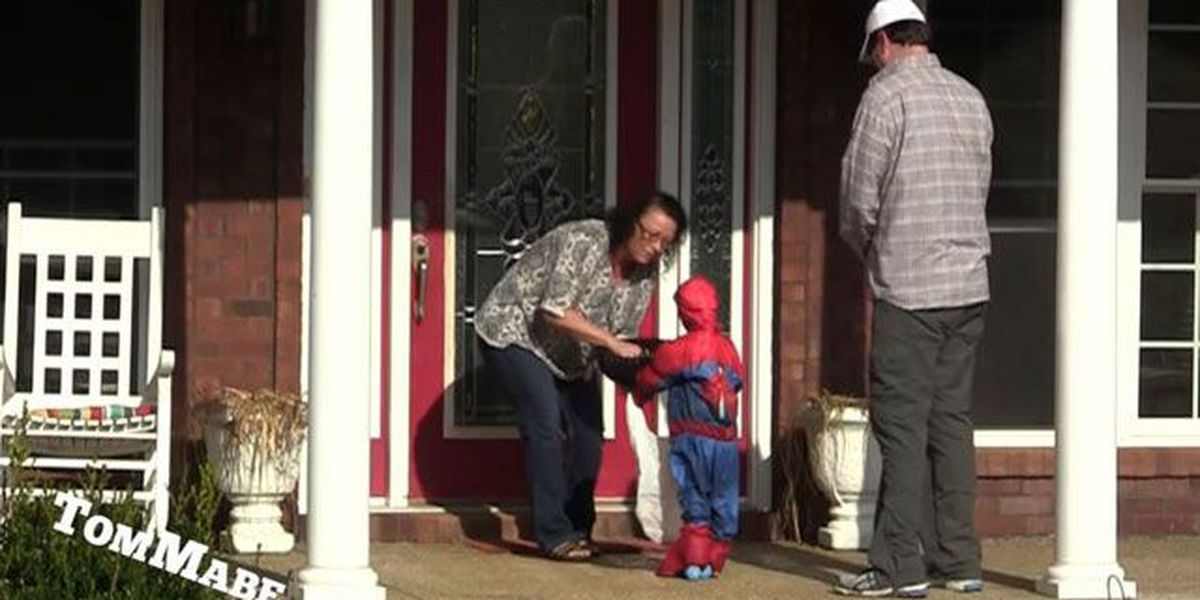 VIDEO: Louisville prankster pulls Halloween trick with mannequin