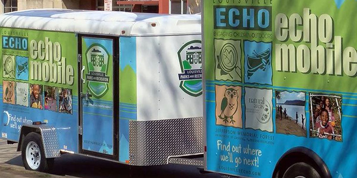 ECHO Mobile brings nature, imagination to Louisville kids