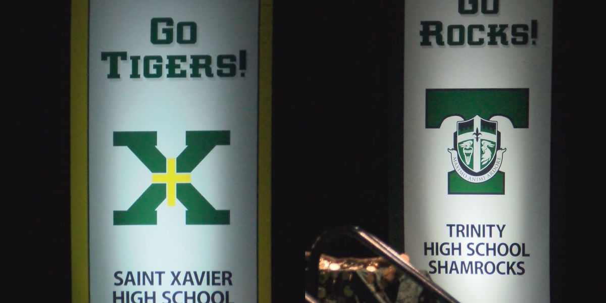 St. X and Trinity battle in Touchdown Friday Night Game of the Week