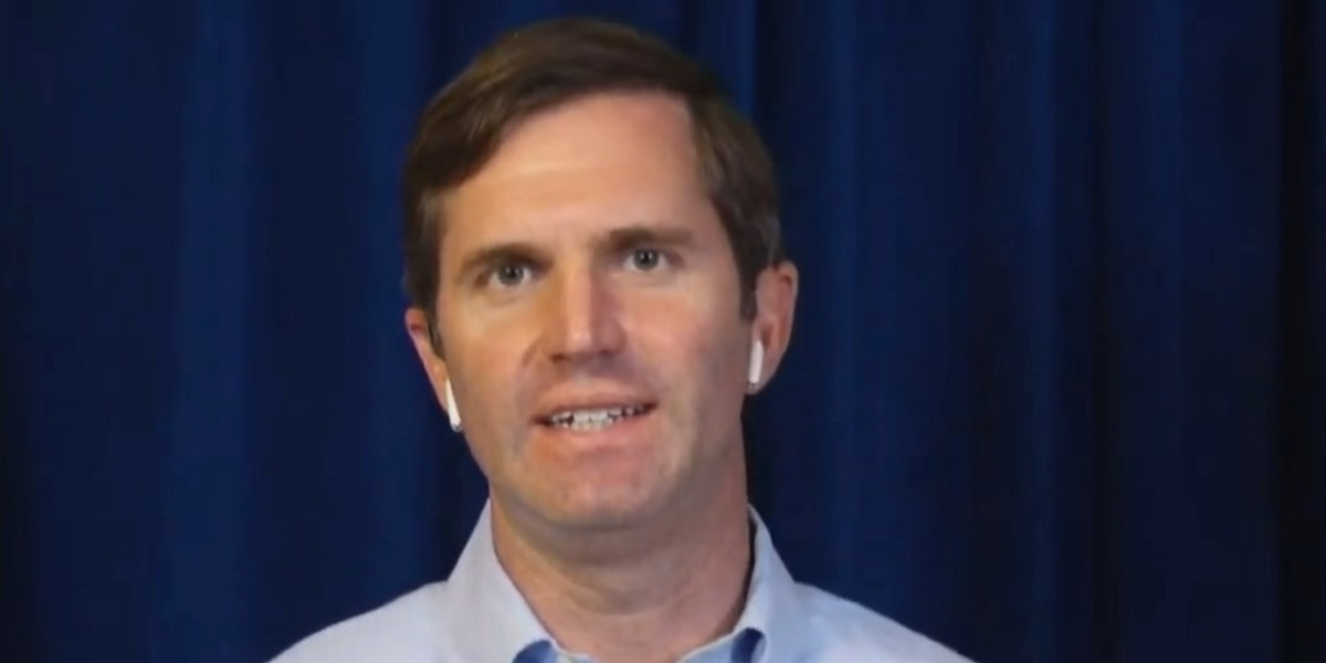 WATCH LIVE : Governor Andy Beshear's October 19 COVID-19 briefing
