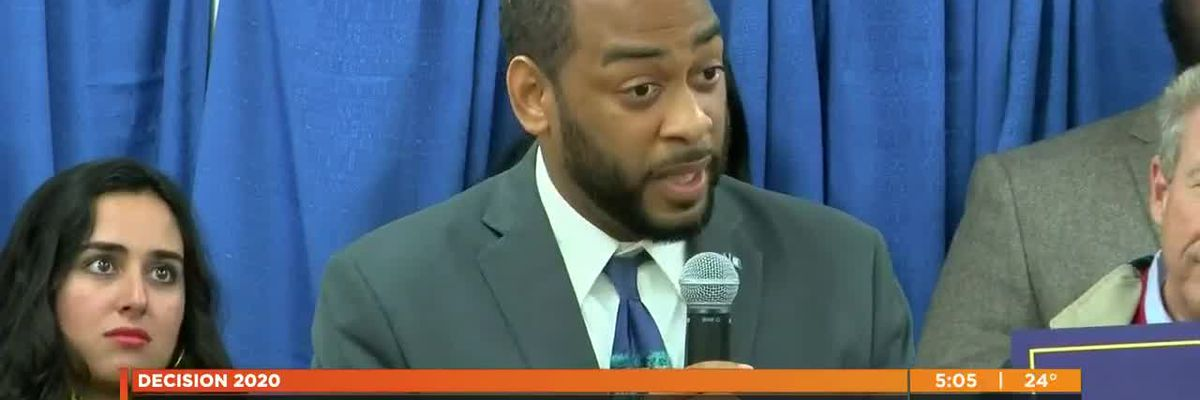KY's youngest black lawmaker eyeing possible Senate run