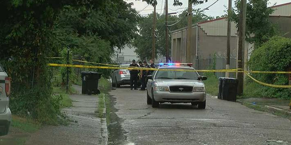 1 shot in Louisville's Russell neighborhood