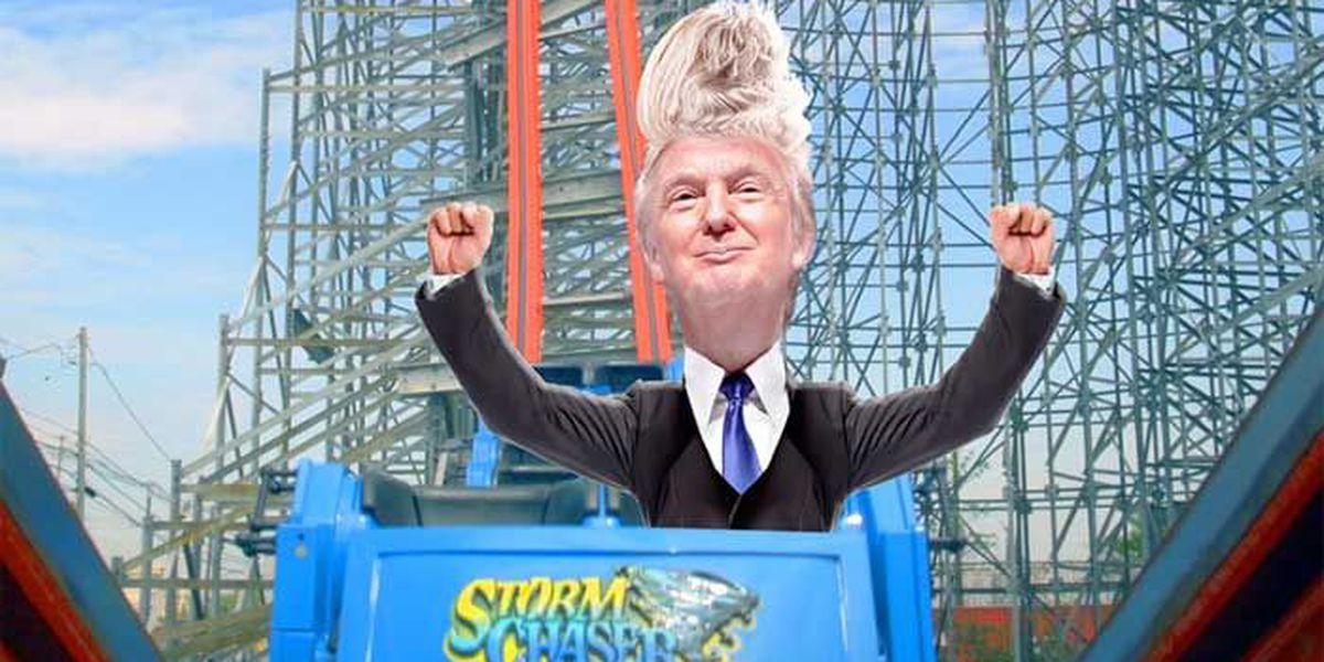 Kentucky Kingdom extends challenge to Donald Trump