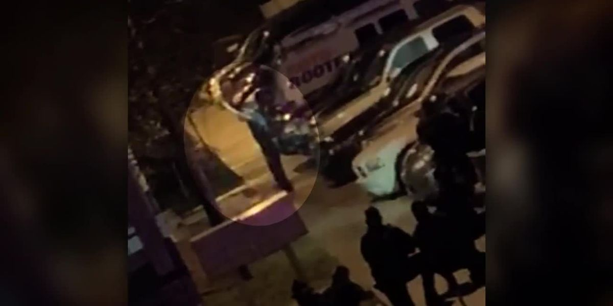 Breonna Taylor: New video shows moments immediately following deadly shooting