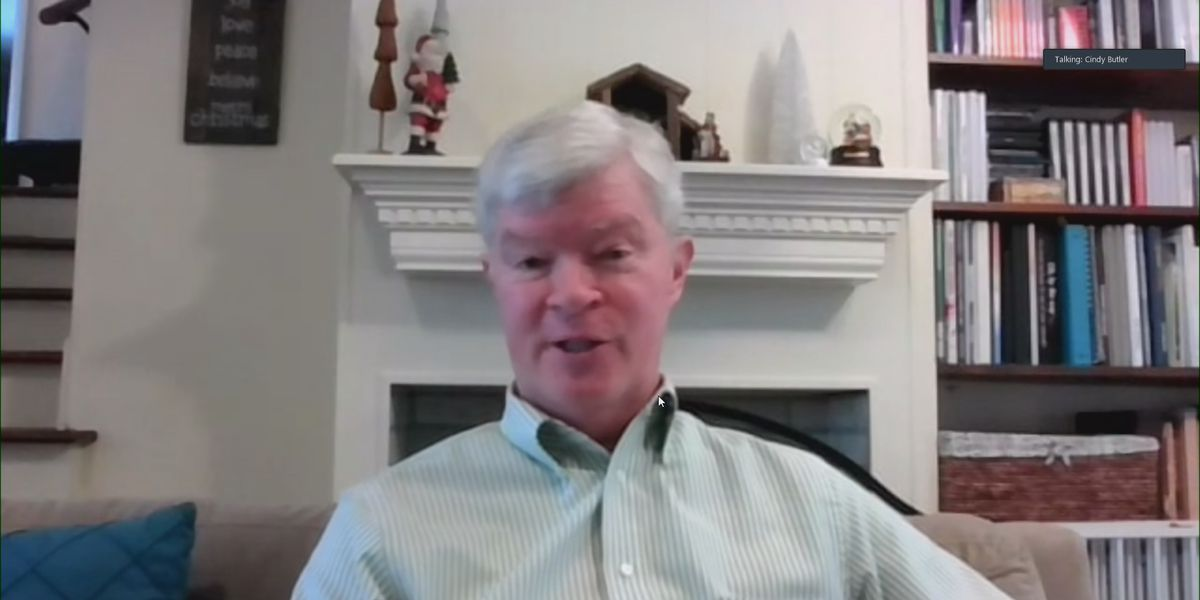 Former Kentucky representative shares heart failure journey