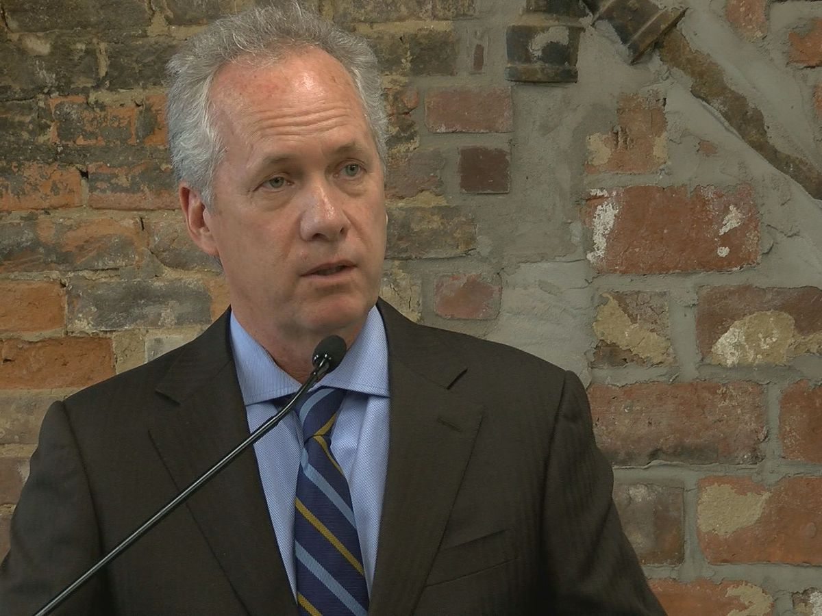 In D.C., Mayor Fischer meets with Rand Paul, discusses 'common sense' gun reform