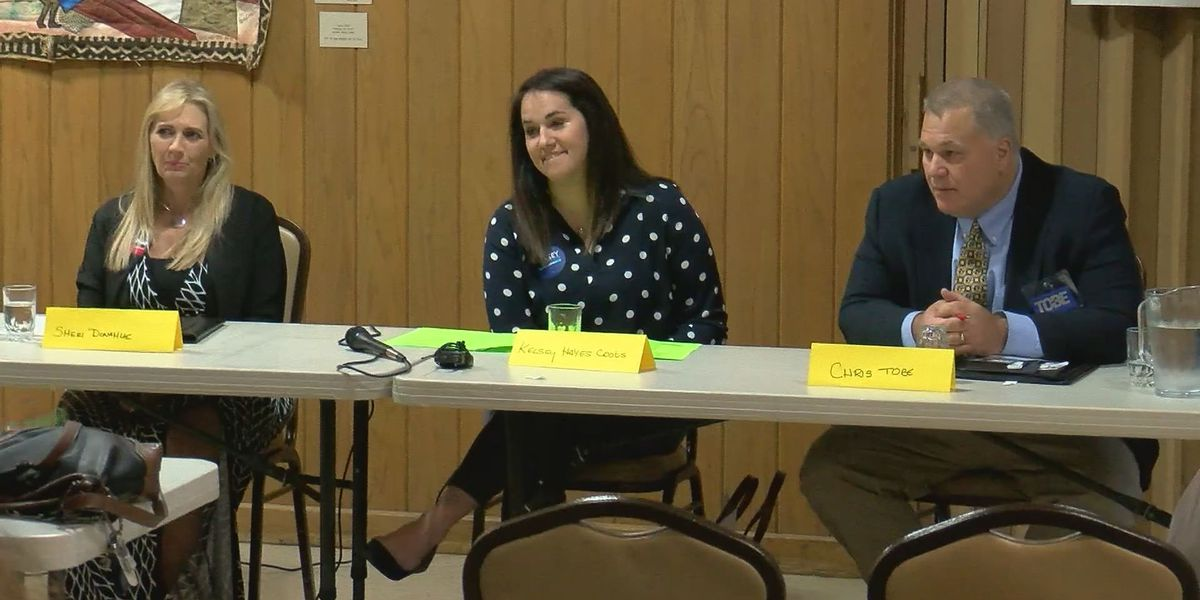 KY democratic candidates for auditor debate ahead of primary