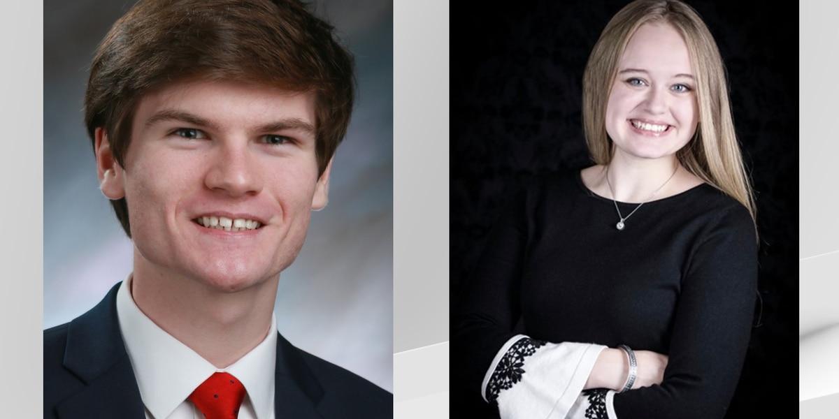 2 Kentucky students named 2021 Presidential Scholars