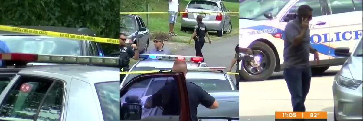 LMPD investigating three shootings within less than two hours of each other