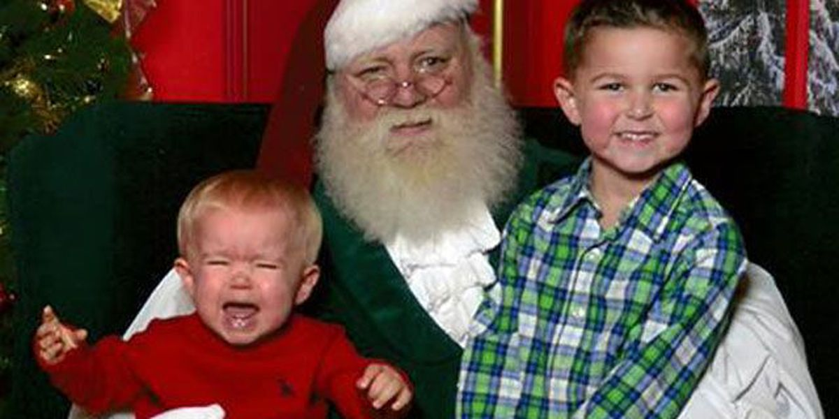 MORE VIEWER PHOTOS: Kids visit Santa for the holidays!