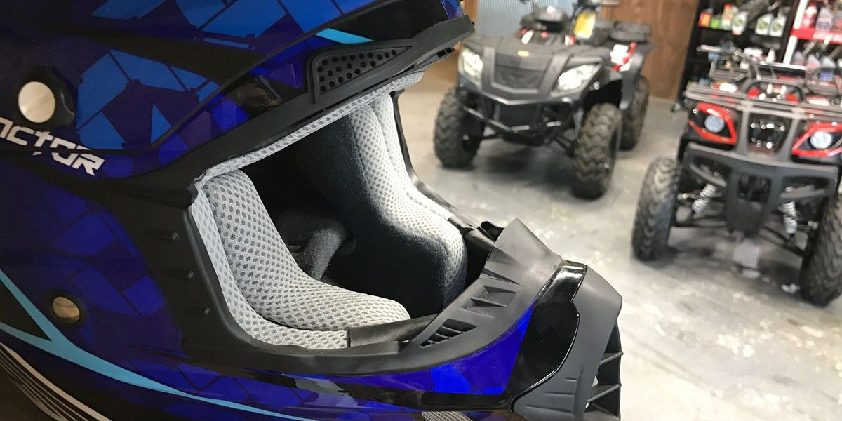 New Indiana law requires minors to wear helmets while on ATVs