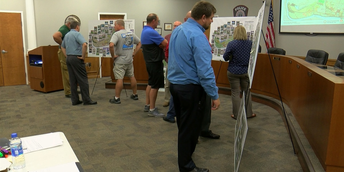 Shepherdsville City Park meeting reveals proposed upgrades