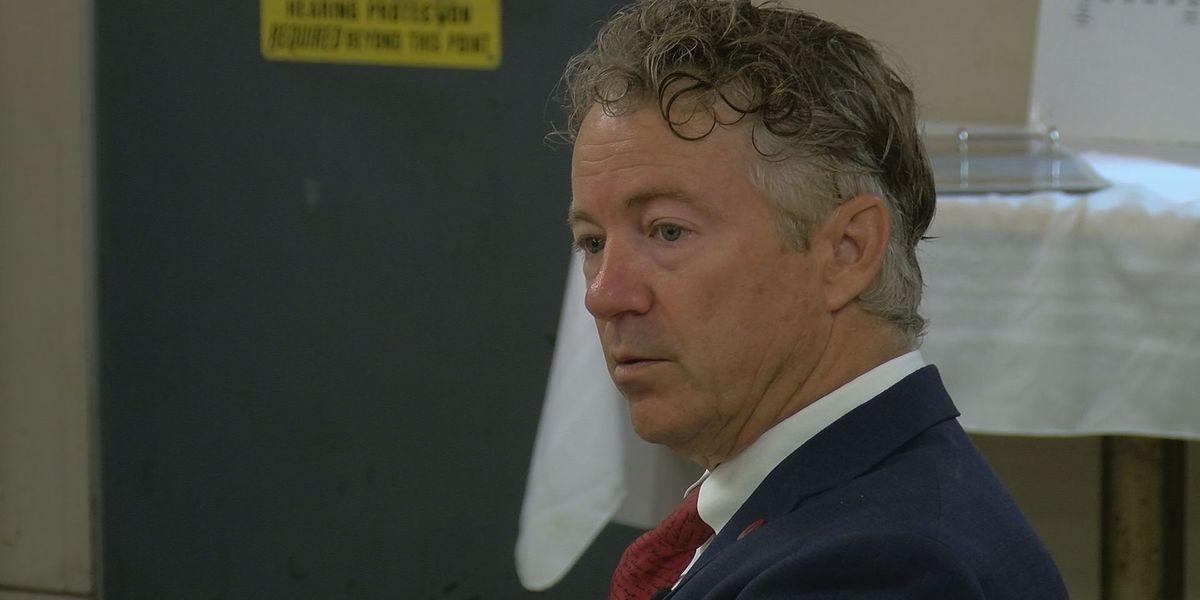 Sen. Rand Paul discusses immigration, tariffs, local business