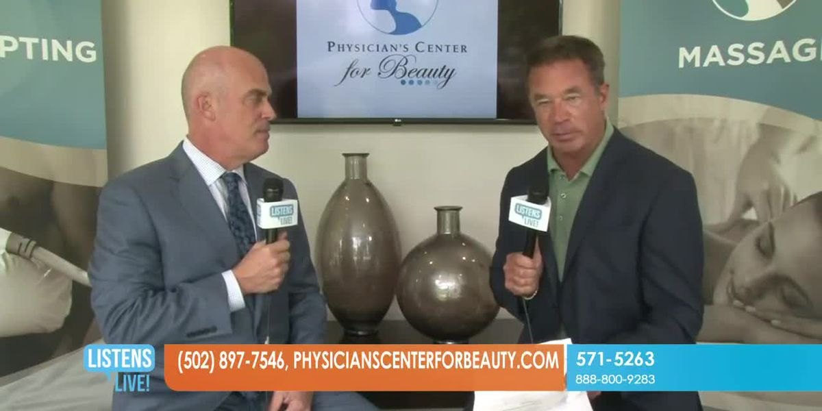 WAVE 3 Listens Live! Physician's Center for Beauty Part 1 July 9, 2019