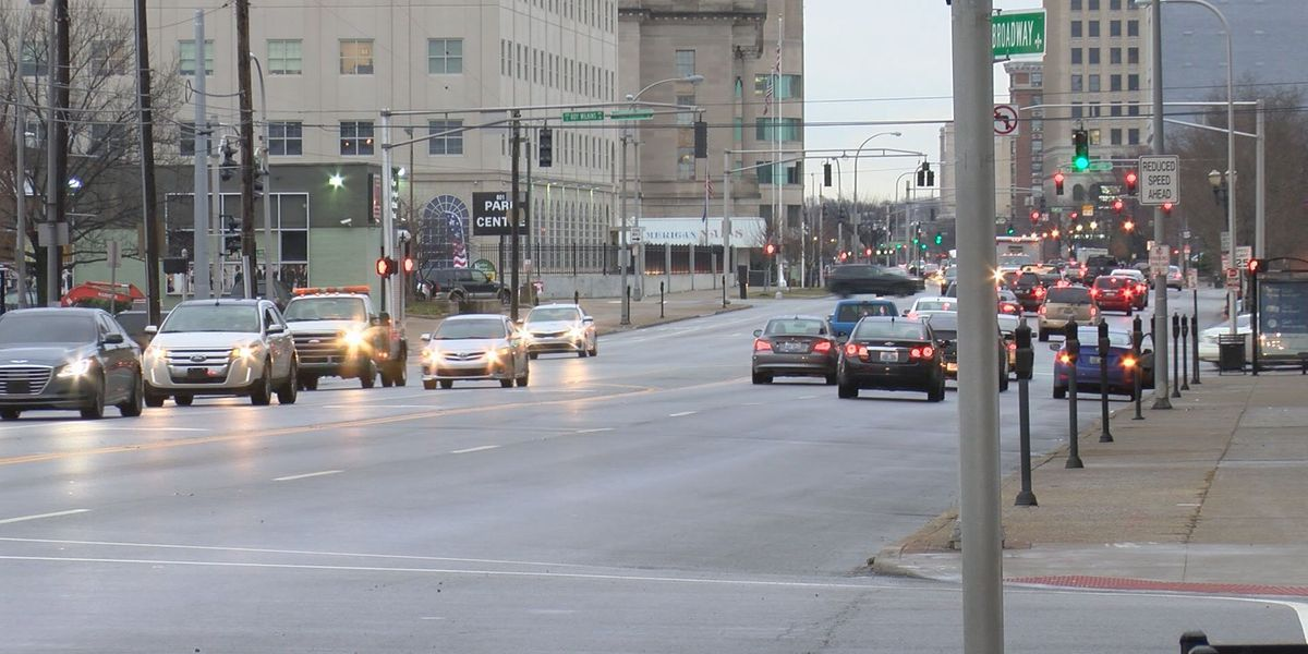 Louisville drivers rank second for best in country