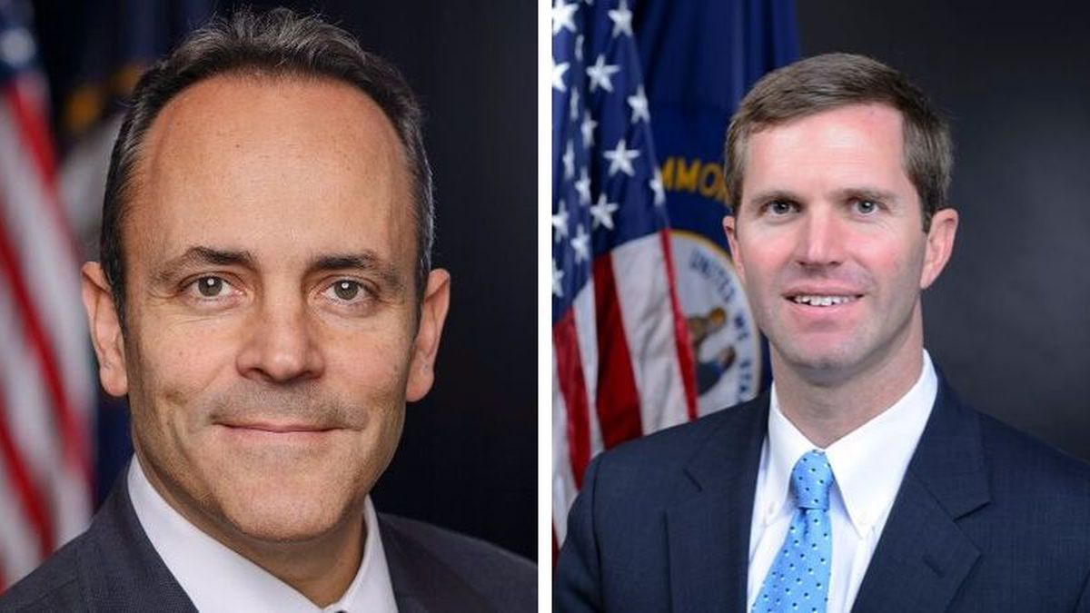 Bevin, Beshear land body blows in second debate