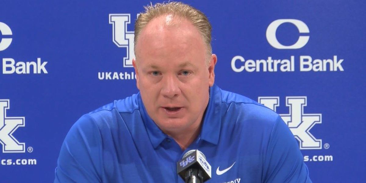 MEDIA DAY: Full transcript of UK coach Mark Stoops' comments