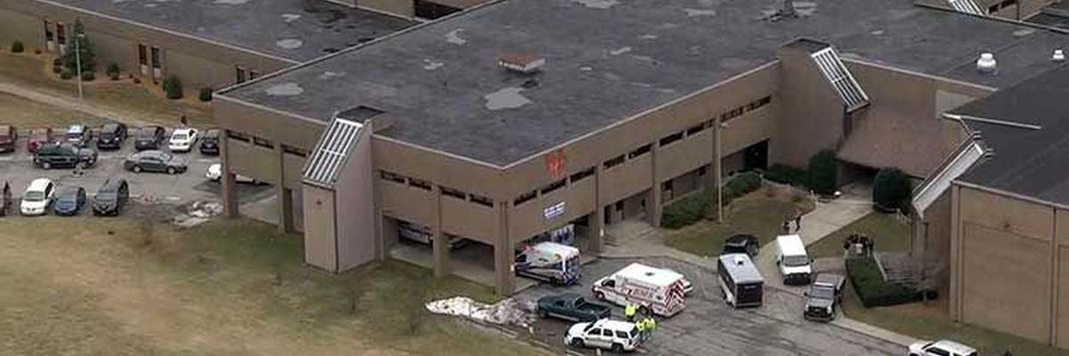 Families of students shot at Marshall County High School sue district