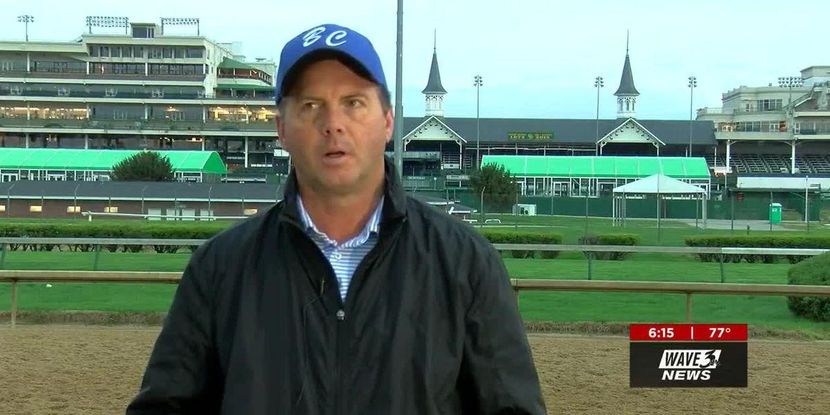 First-time Derby trainer hopes to set standard