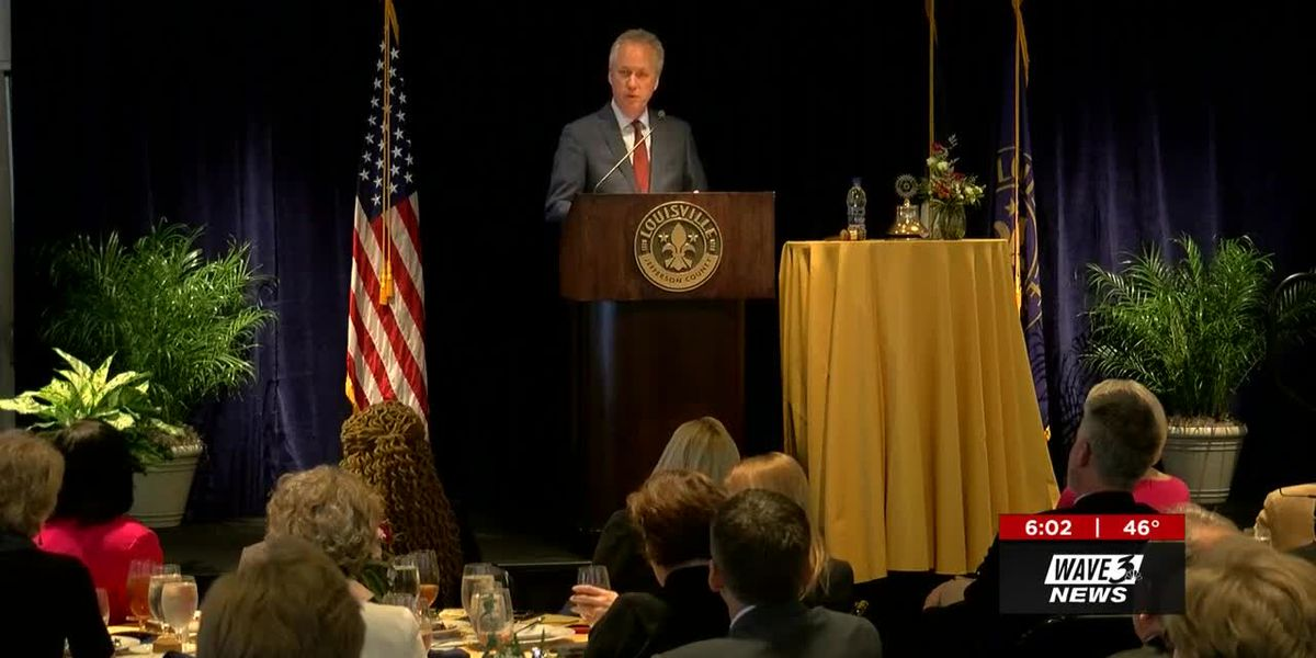 Mayor Fischer says city of Louisville could see economic impacts from state pension crisis