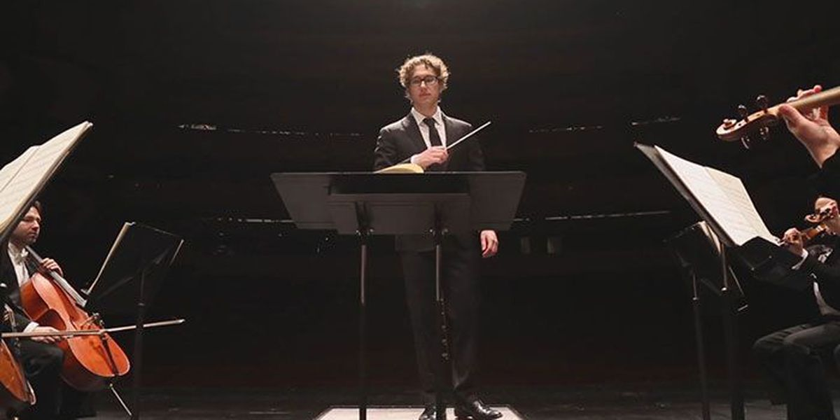 One-of-a-kind: The Louisville Orchestra and Teddy Abrams