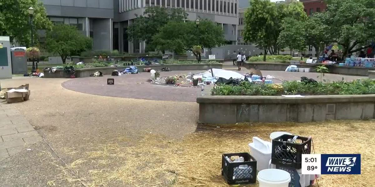 Community activist says Louisville leaders need to address homelessness, mental health
