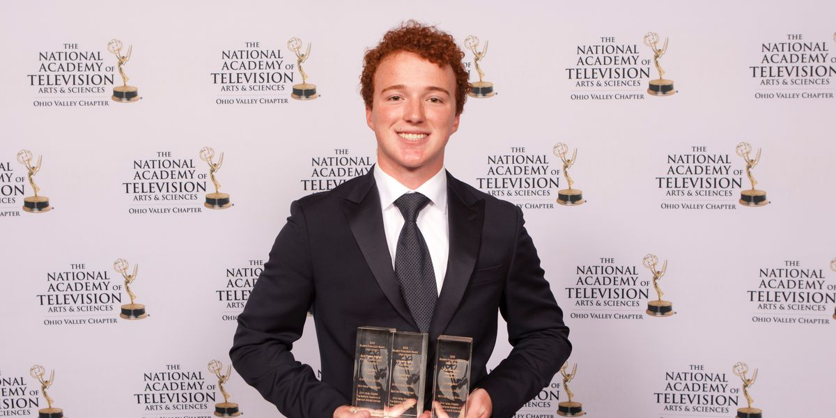 Local student earns several awards for short film production