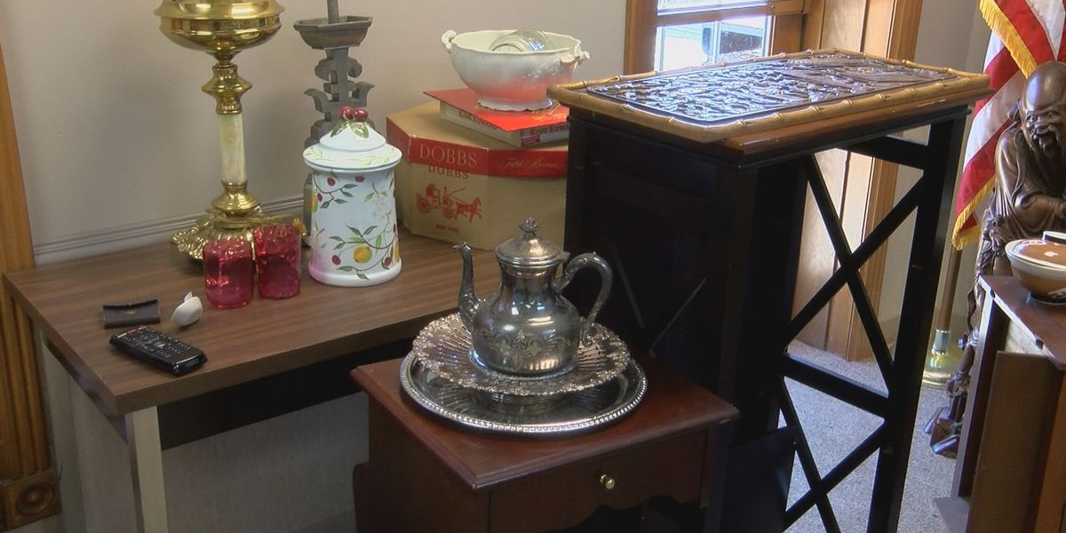 2 caught in antiques ring bust, more arrests coming