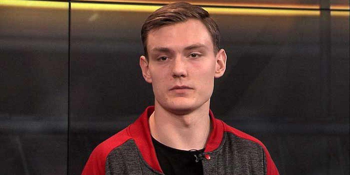 UofL's Stockman to transfer to Minnesota