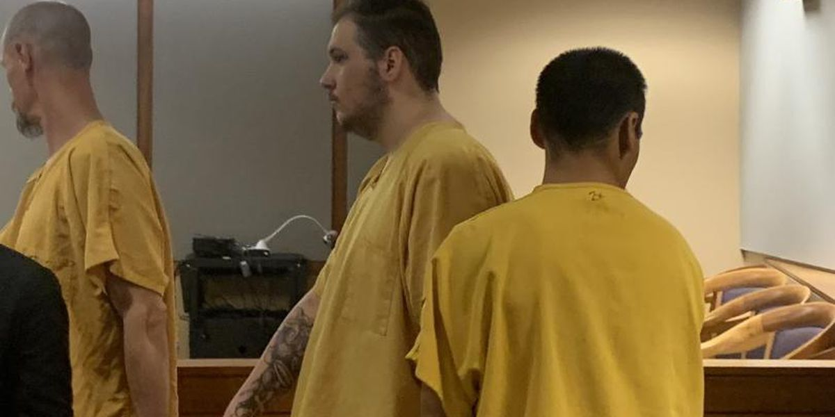 Indiana man accused of orchestrating Alaska murder arraigned
