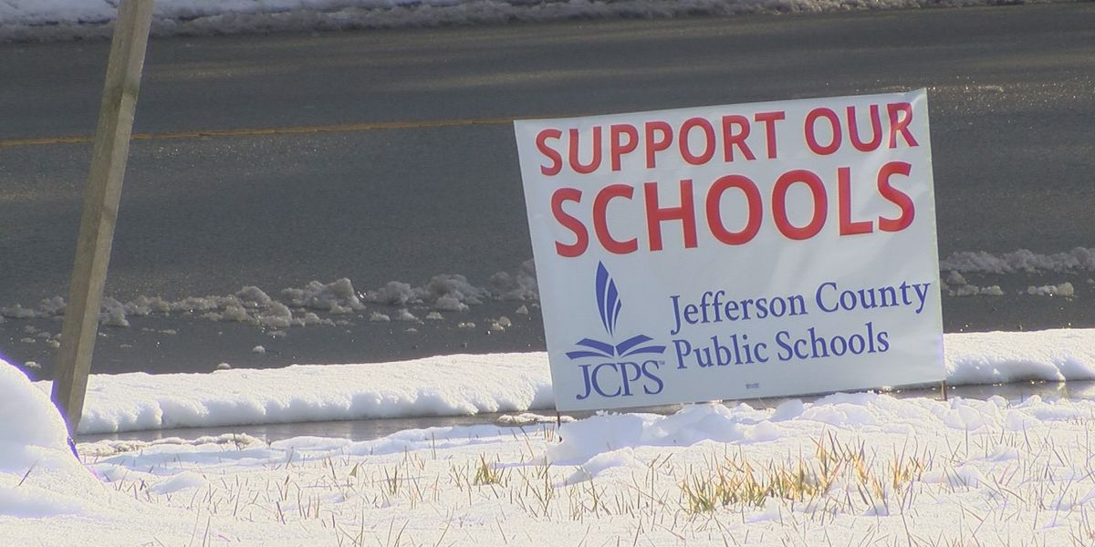 School districts to discuss using virtual learning during snow days after the pandemic