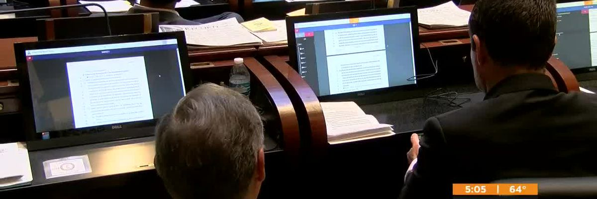 Final legislative day for Kentucky lawmakers approaches