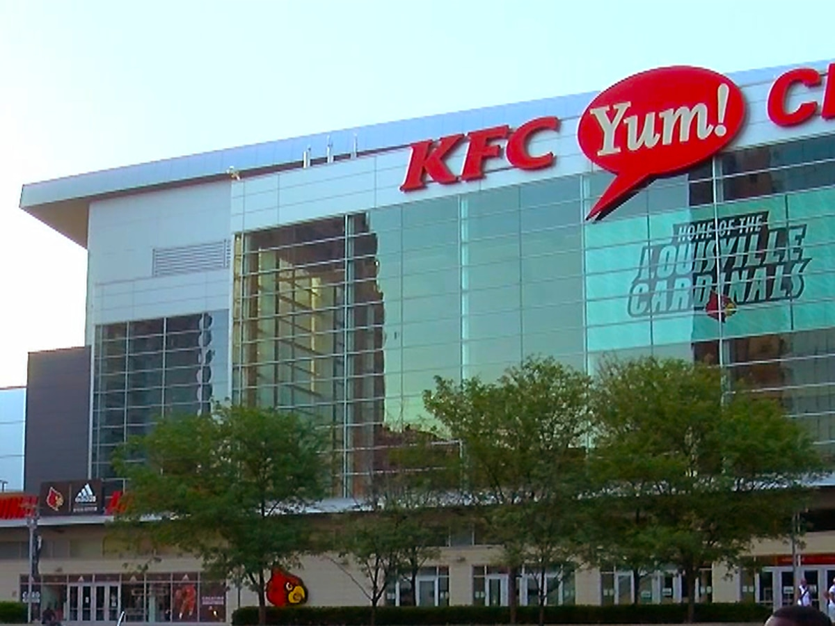 'Share Your Strength' blood drive at KFC Yum! Center