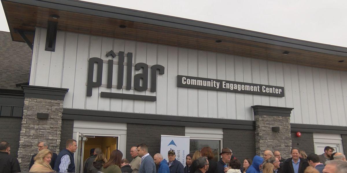 Pillar celebrates grand opening of community engagement center