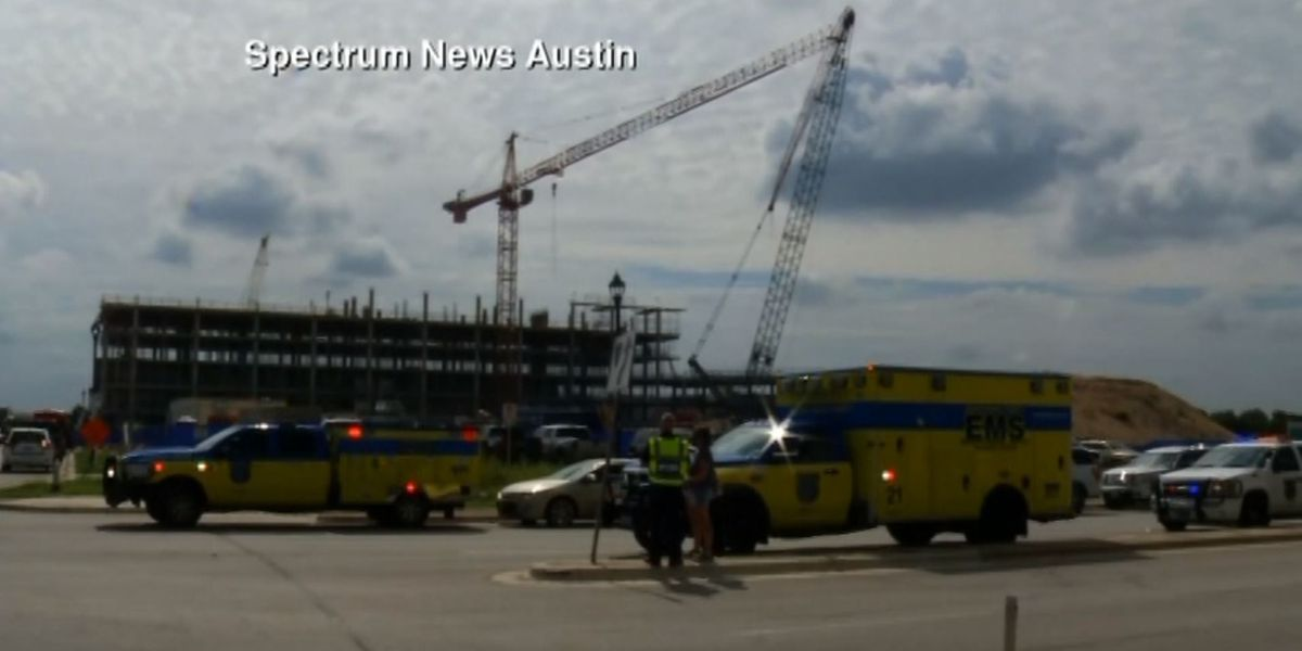More than 20 injured in crane accident in Austin, Texas