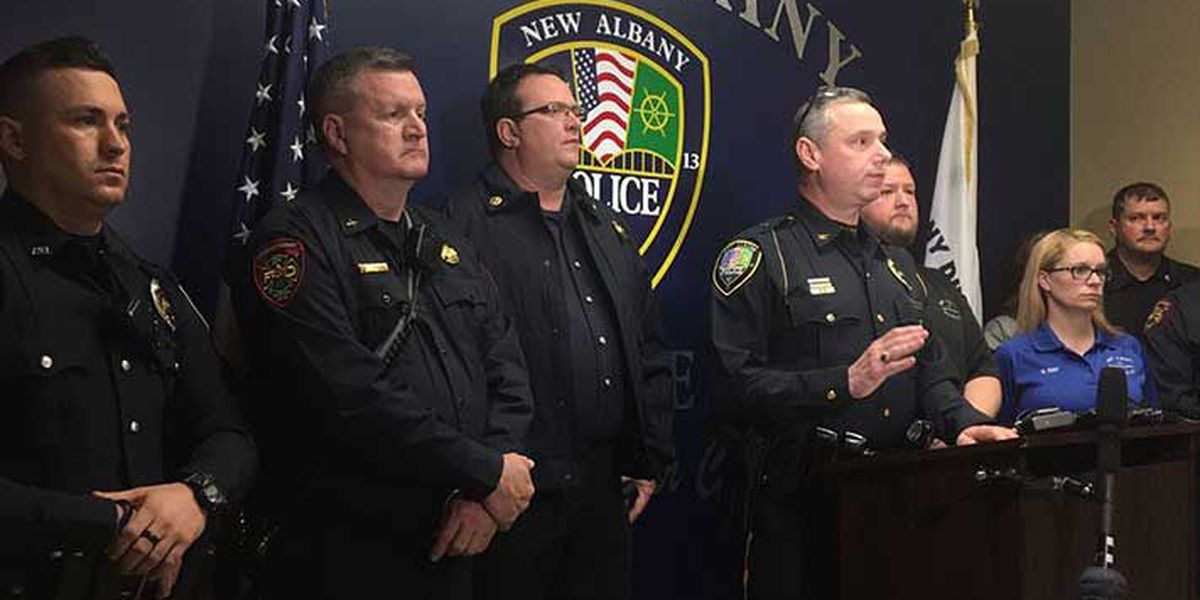 New Albany police chief questions motivation for 911 dispatch merger