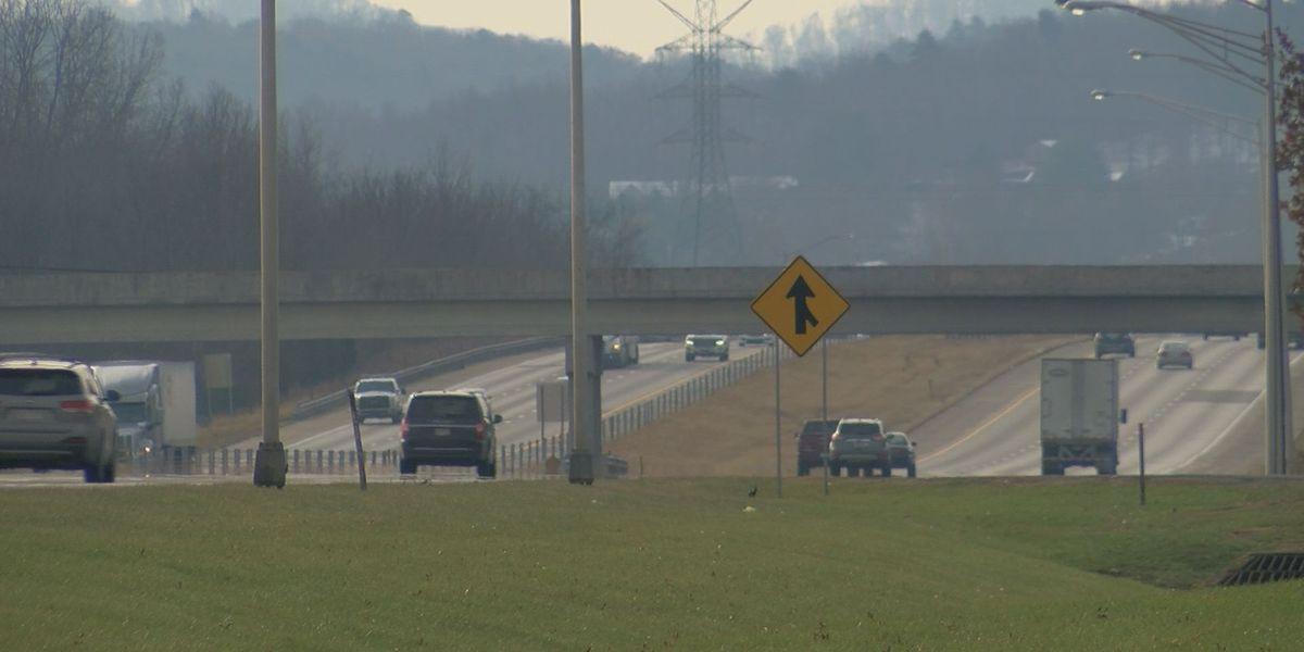 Construction starts on I-65 interchange in Bullitt County