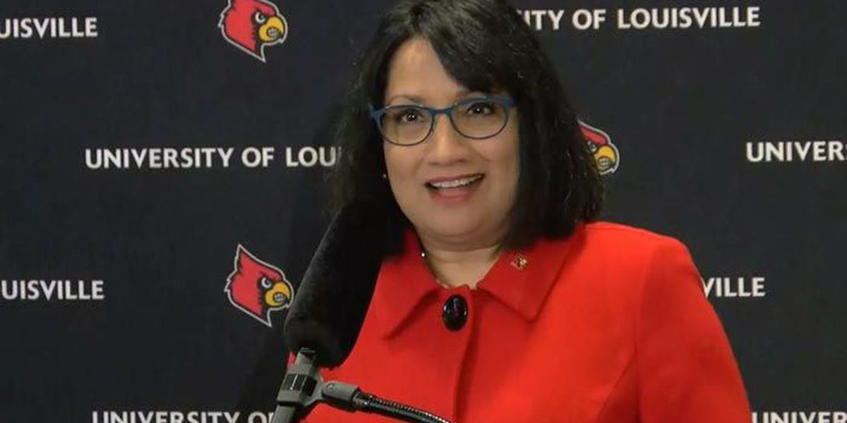 UofL's first female president starts Tuesday