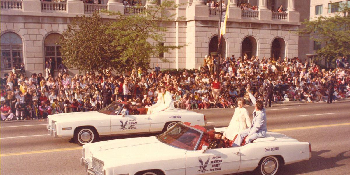 Denny Crum, Joe B. Hall to co-Grand Marshal Pegasus Parade