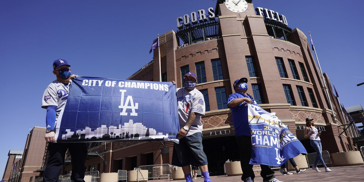 MLB officially moves All-Star Game to Denver's Coors Field
