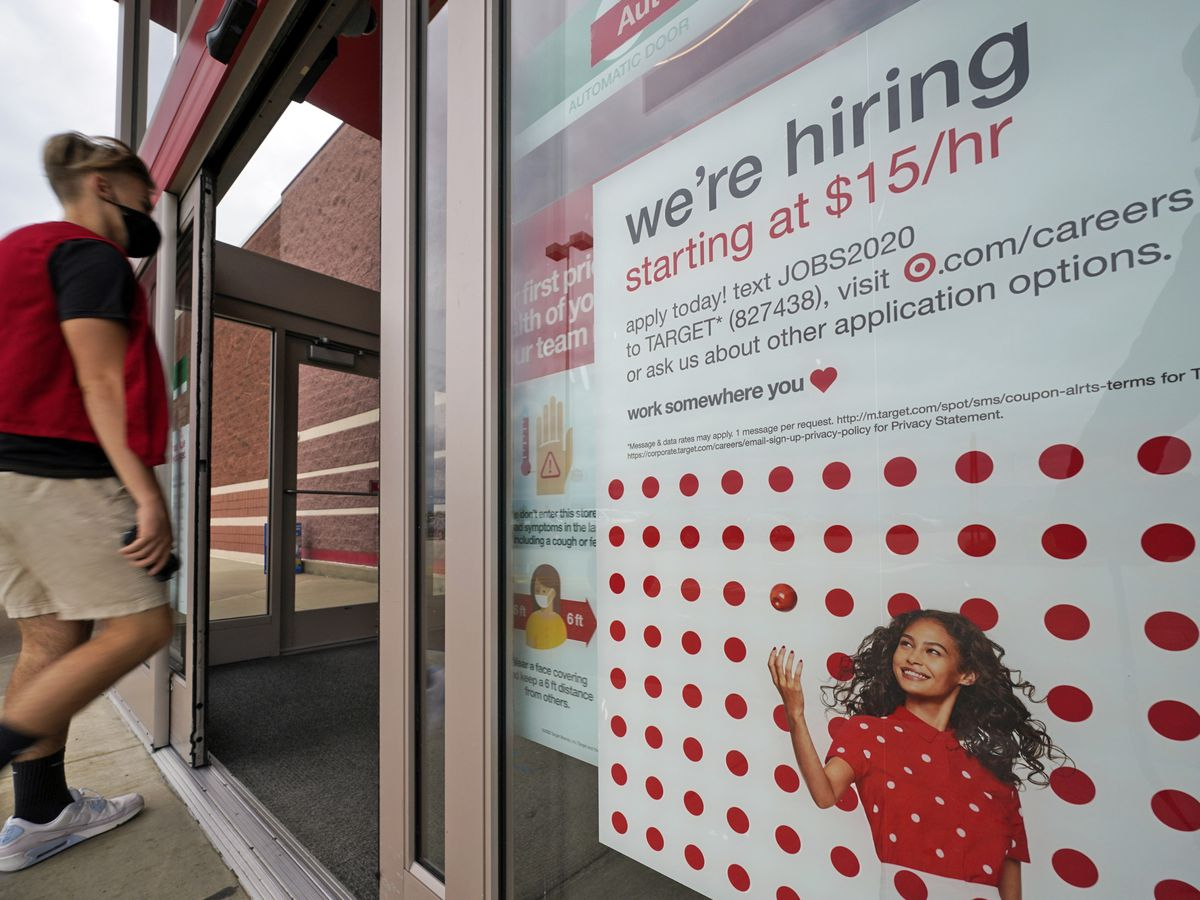 Target plans to hire more than 100,000 employees