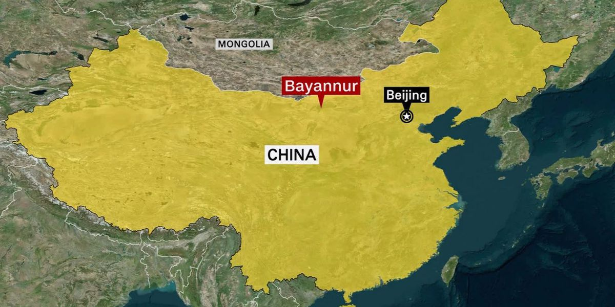 Case of bubonic plague confirmed by Chinese authorities