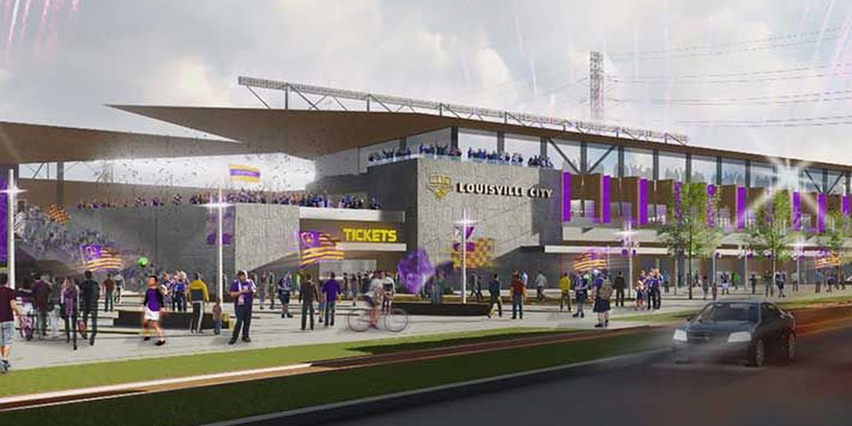 Louisville City FC one step closer to securing funds for new stadium