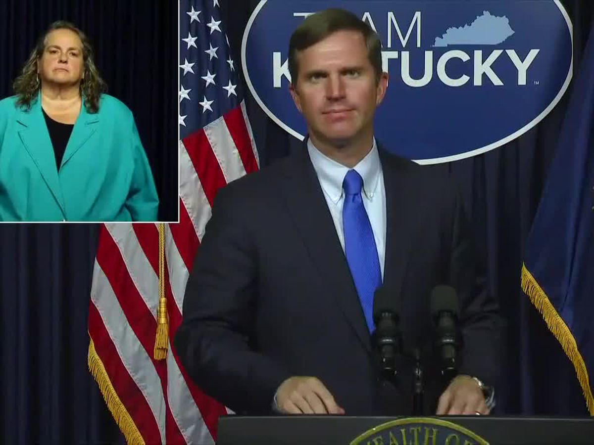 Beshear: 'When we let our guard down, this virus truly spreads'; 1,002 new cases Saturday