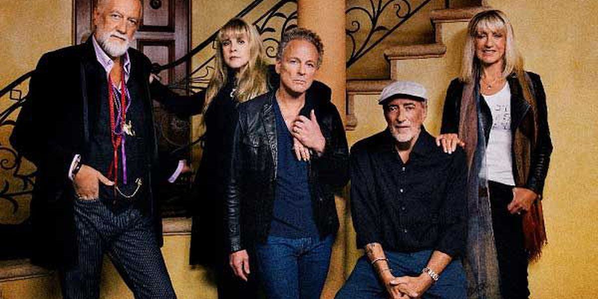 Louisville stop added to Fleetwood Mac tour