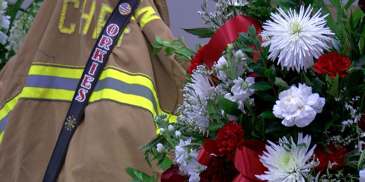 Zoneton fire chief laid to rest after battle with cancer, COVID-19