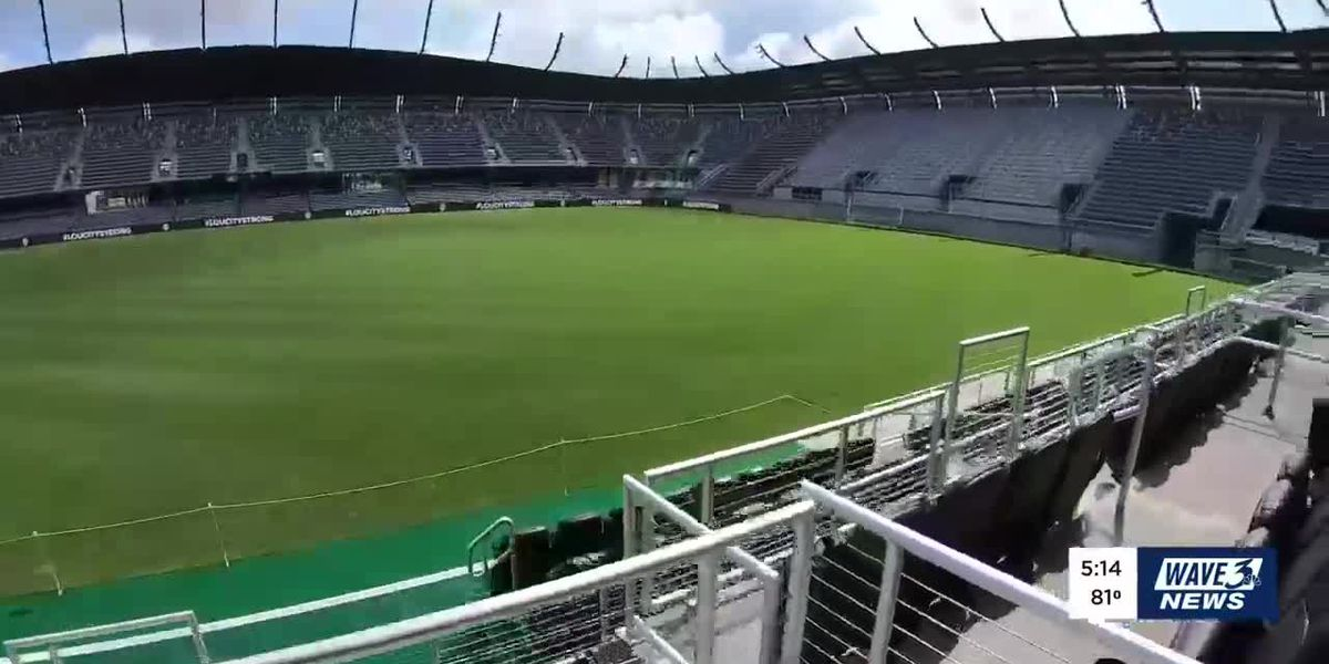 LouCity FC to take the field with half the number of fans